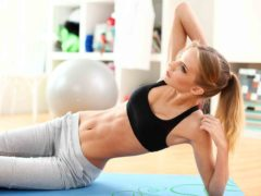 8 упражнений для сжигания жира на животе за 3 недели