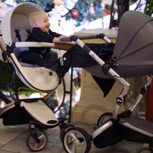 Нестандартные и уникальные детские коляски