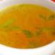 Суп луковый диетический
