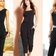 Модная деталь гардероба – комбинезон