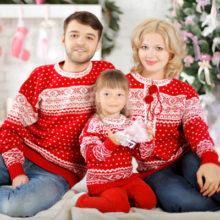 Одежда family look – почему это модно?