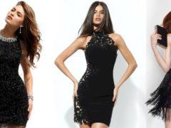 Волшебные свойства маленького черного платья