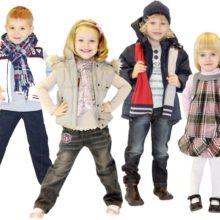 Детская одежда: безопасная и удобная