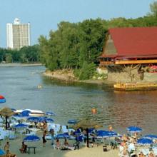 Киевский Гидропарк — лучшее место отдыха
