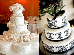 Незабываемые свадебные торты