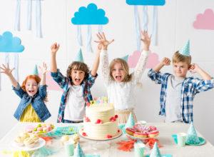 Как отметить день рождения ребенка